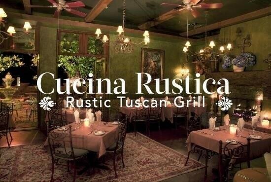 Cucina Rustica Gift Card