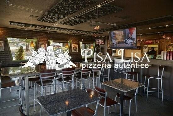 Pisa Lisa Woodfire Pizzeria Gift Card