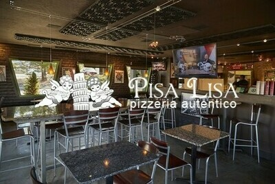 Pisa Lisa Woodfire Pizzeria Gift Card