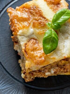 Lisa's Luscious Lasagna