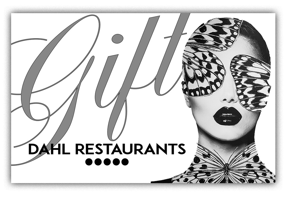 Dahl Restaurants Digital Gift Card