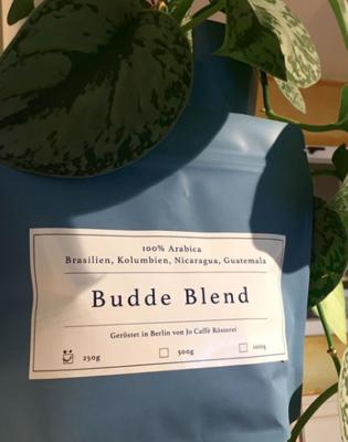 Budde Blend Espresso 1kg