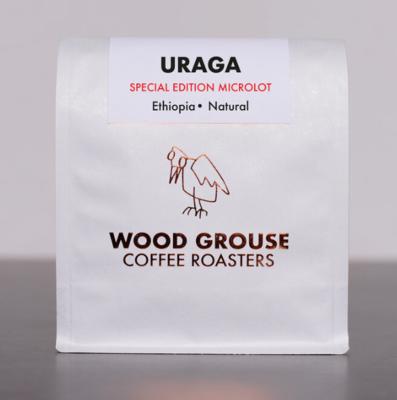 Ethiopia Uraga Microlot Special Edition Filter/Espresso 250g
