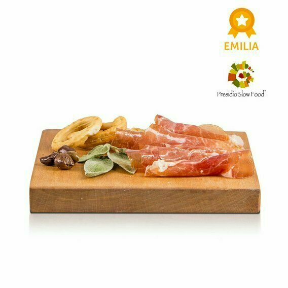 Culatello de Zibello AOP slow food 100g