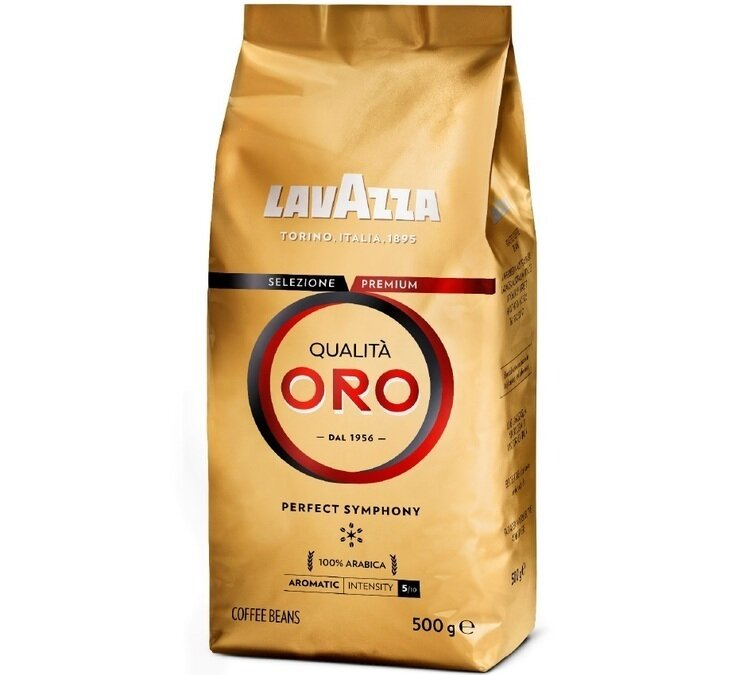 Café en Grains Qualità Oro 500g