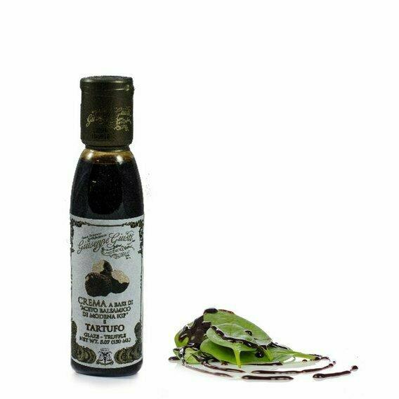 Crème de vinaigre balsamique de Modène à la truffe 0,25L