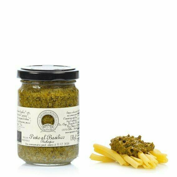 Pesto De Basilic Bio 130g