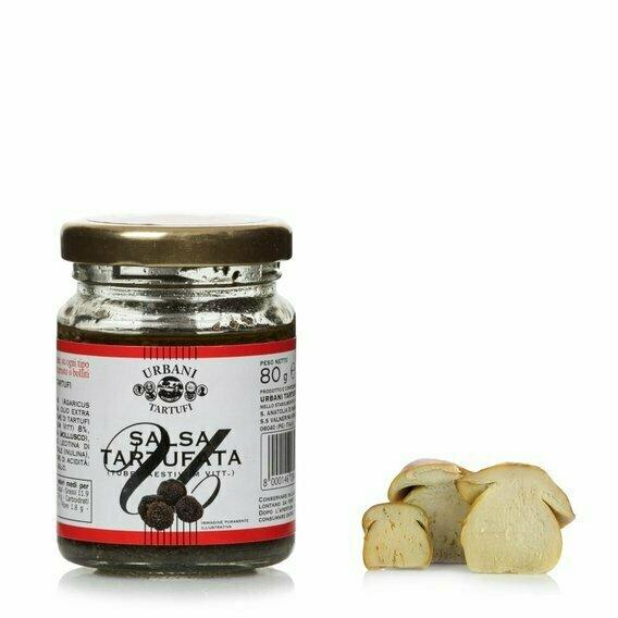 Sauce à la truffe et au champignon 80G