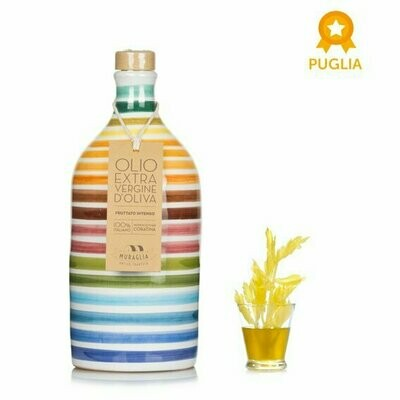 Huile d'olive extra vierge Arcobaleno 0,5L