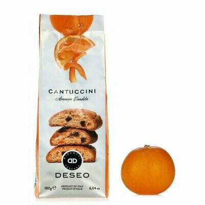 Cantuccini aux Oranges Confites 180g