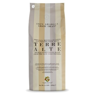 Café en grains Terre Alte 1KG