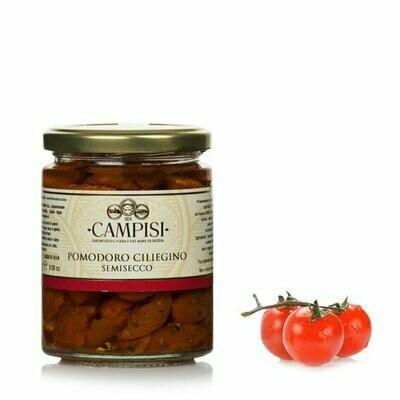 Tomates Cerises séchées à l'huile 220G