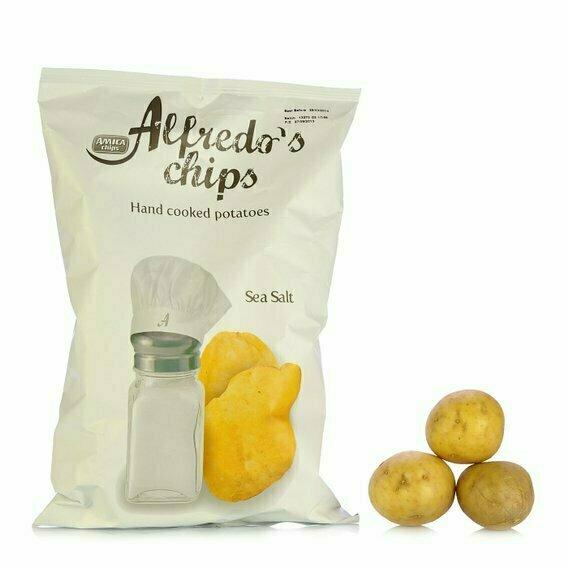 Chips au sel de mer 150G