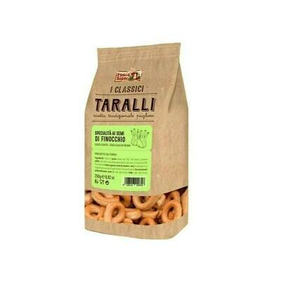 Taralli Fenouil  250g