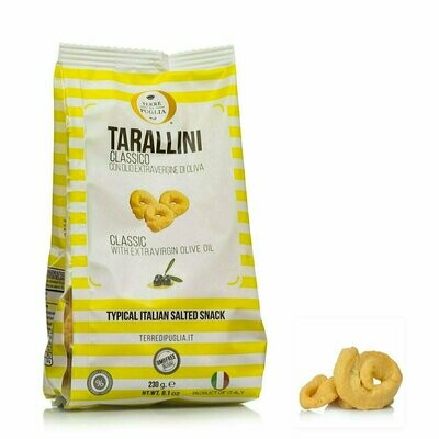 Tarallini Classique 230g