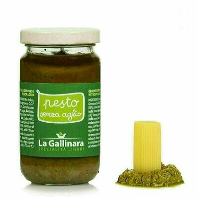 Pesto Genovese Sans Ail 180g