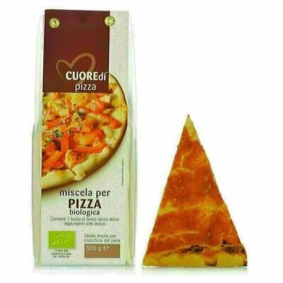 Preparation Pour Pizza Bio 500g