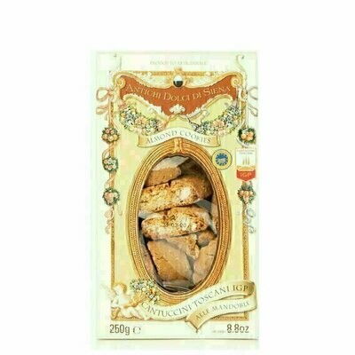 Cantuccini biscuits aux amandes 250g