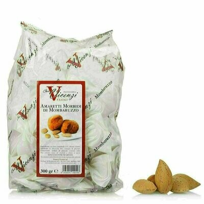 Soft Amaretto Biscuit Amande 300g