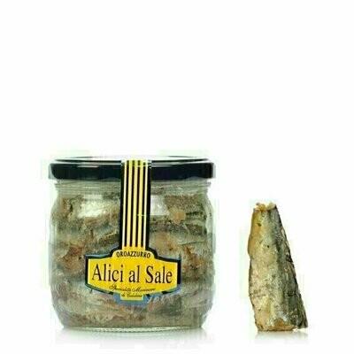 Filets d'anchois salés 450G