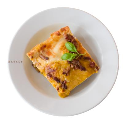 Lasagnes végétariennes 400g