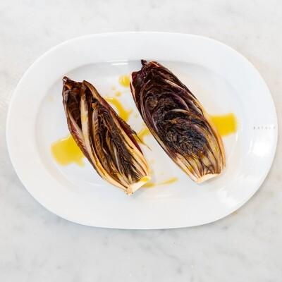 Salade Trévise au vinaigre balsamique 180g