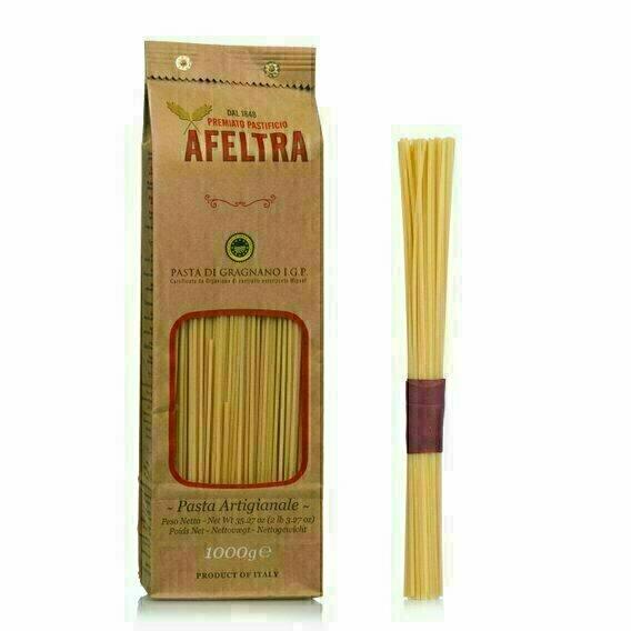 Spaghetti Carta Paglia 1kg