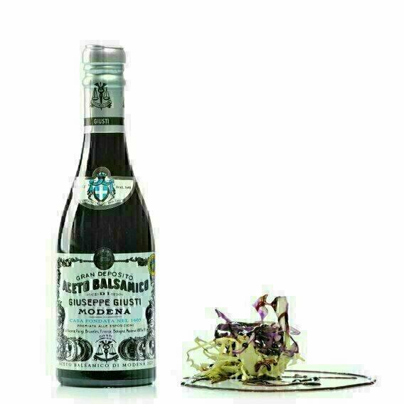 Vinaigre balsamique de Modène IGP 1 Médaille 250ML