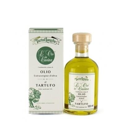Huile d'Olive Extra Vierge aromatisée à la la truffe noire 10cl