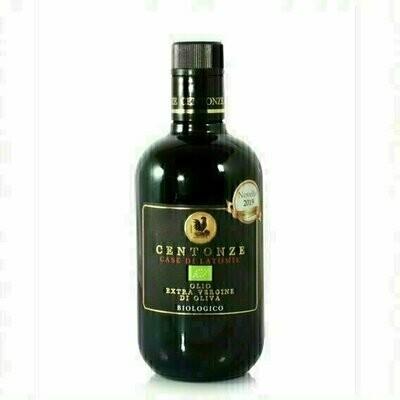 Huile D'olive Extra Vierge Bio Nouvelle 0,5l