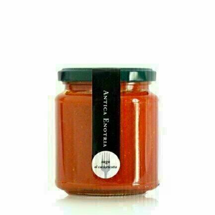 Sauce au Cacioricotta Bio 280g