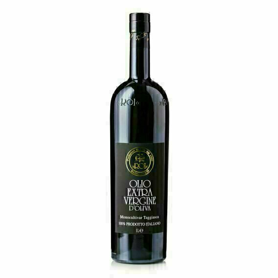 Huile d'olive extra vierge monocultivar Taggiasca 1L