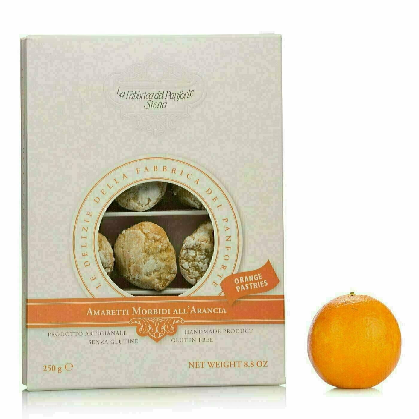 Amaretti à l'Orange 250g