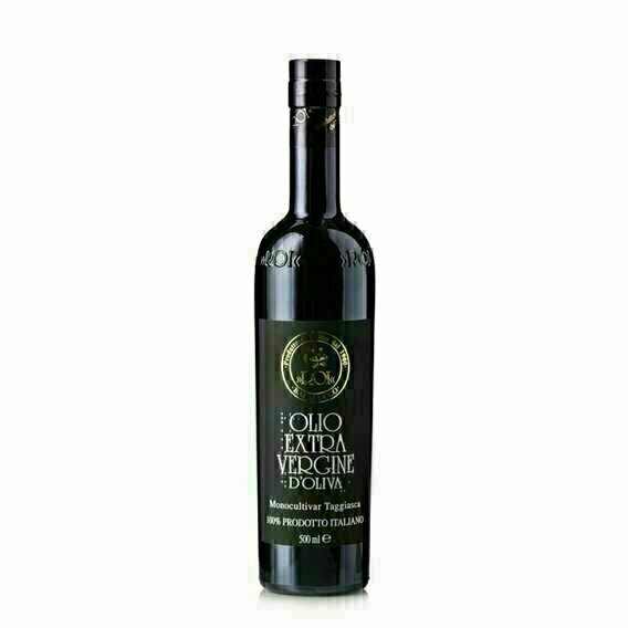 Huile d'olive extra vierge Taggiasca 0,5L