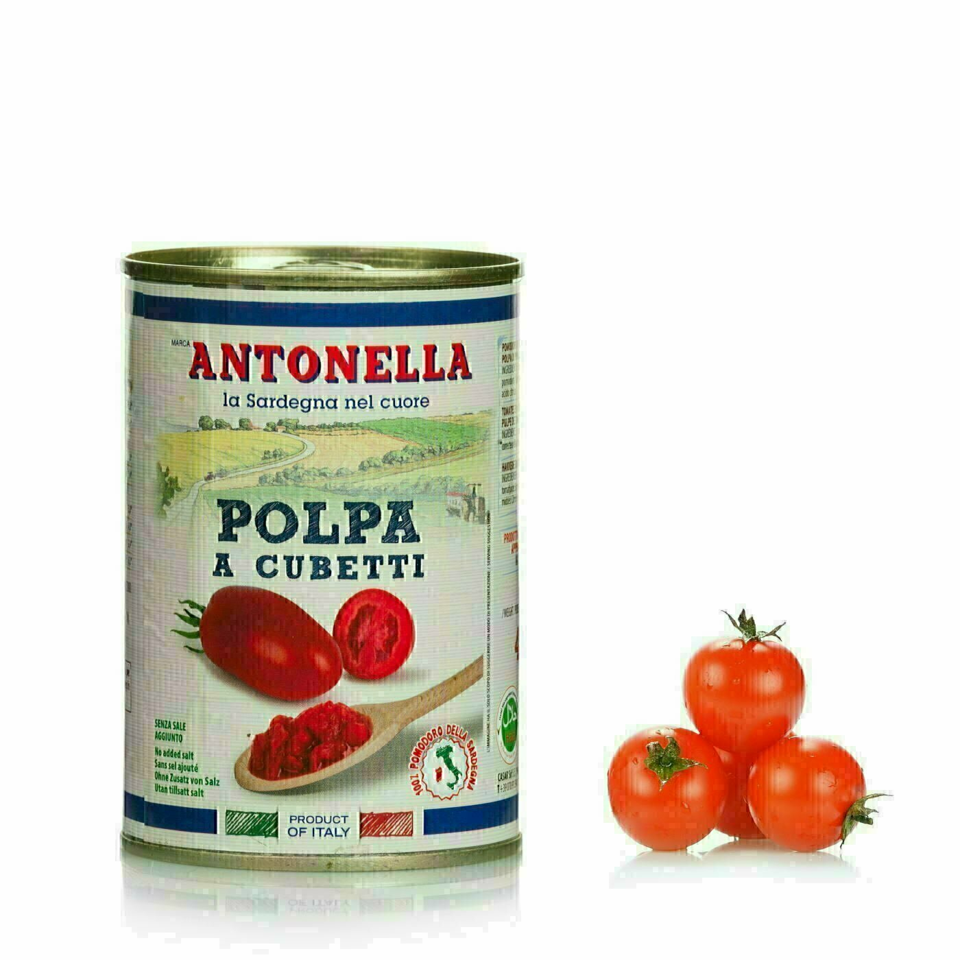 Tomate Hachée 400g