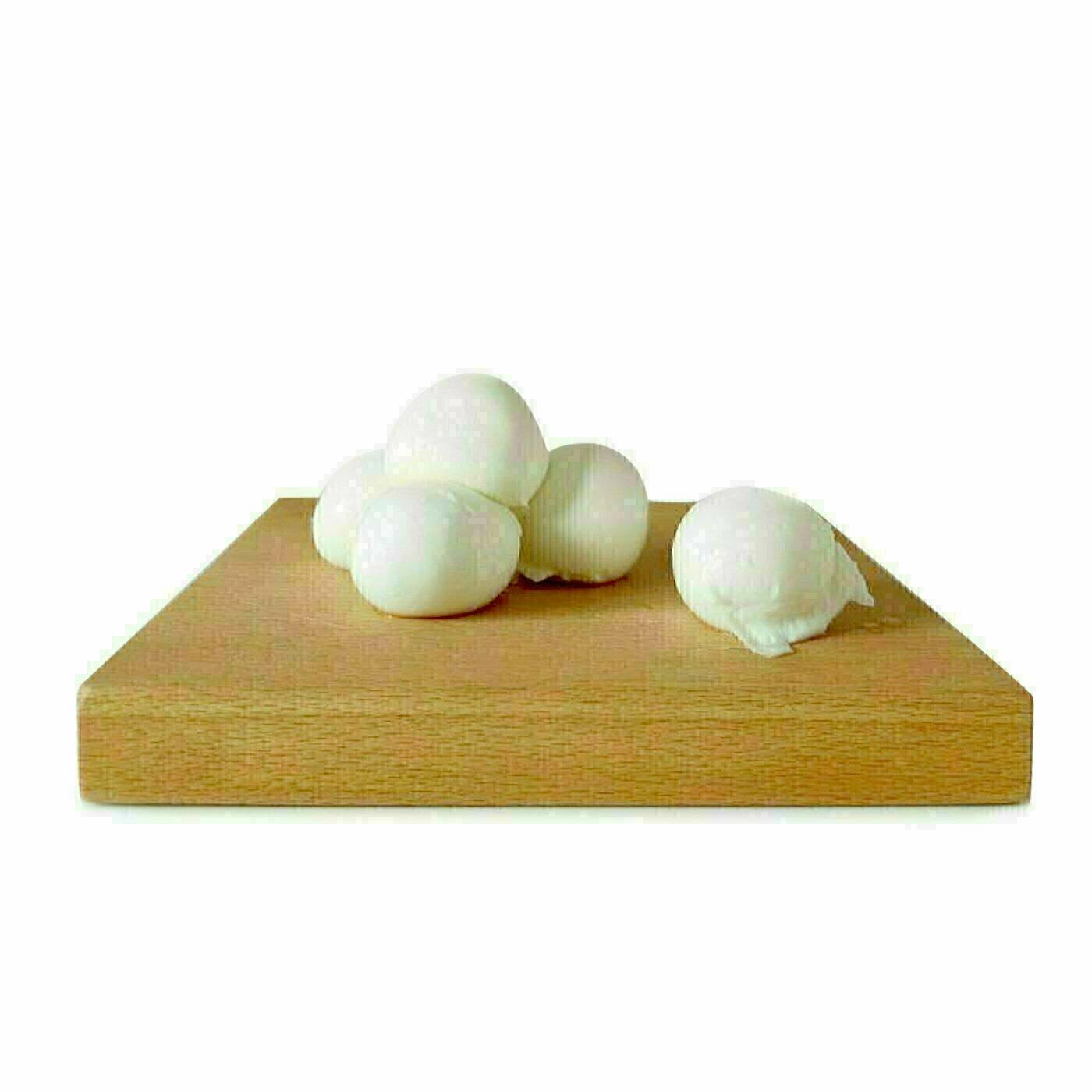 Mozzarella de bufala (en billes de 50g) petit seau 250g