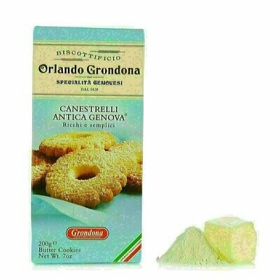 Biscuits Canestrelli 200g