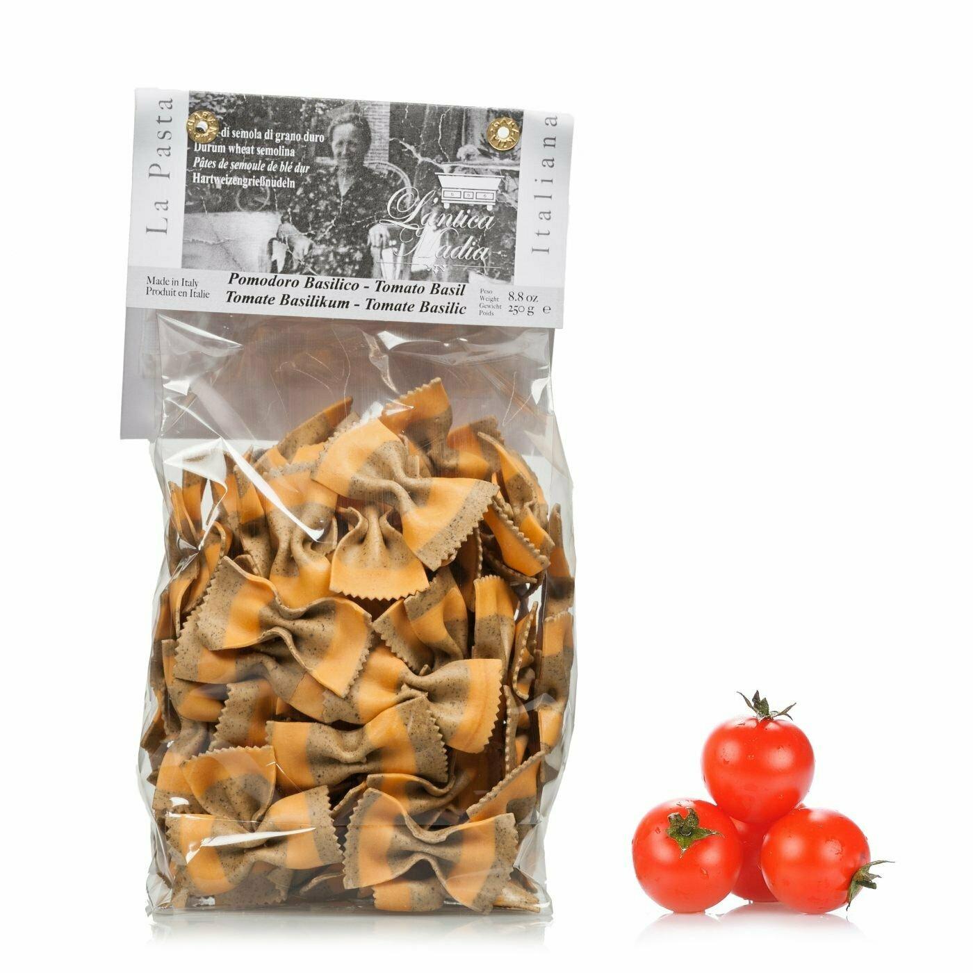 Farfalle tomate et basilic 250g