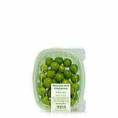 Olives douces de Castelvetrano 200g