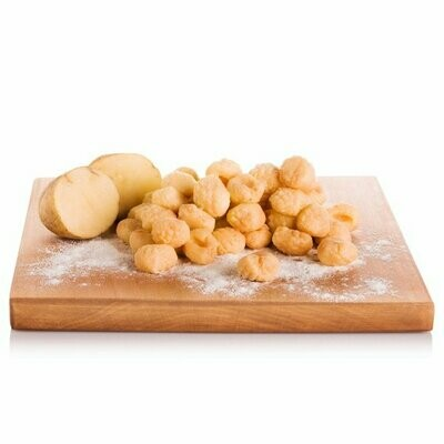 Gnocchi aux champignons et fromage asiago 350g