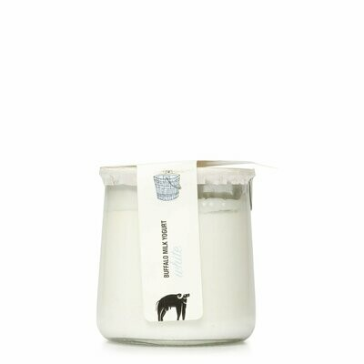 Yaourt de bufflonne nature 150g