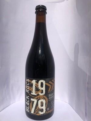 Black Rocs Stout I 7.5% I 75cl