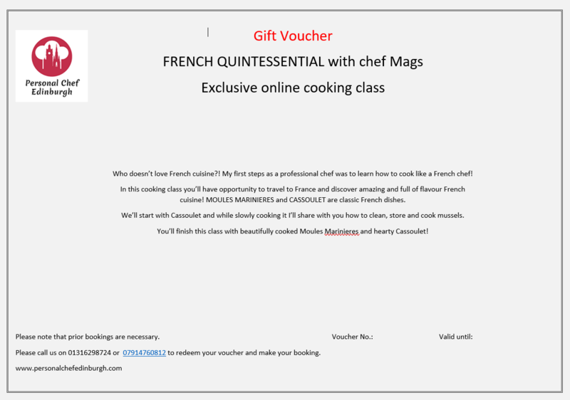 Online: French Quintessential