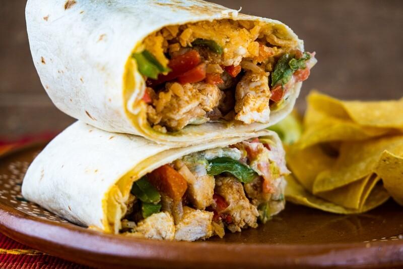 Burrito Percheron