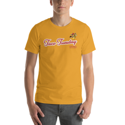 Taco Tuesday (Unisex | Yellow)