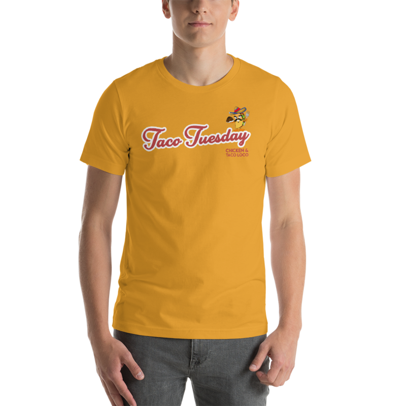 Taco Tuesday (Unisex | Yellow)