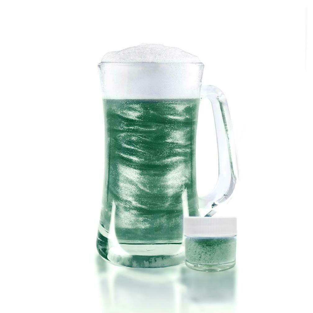 BrewGlitter Green