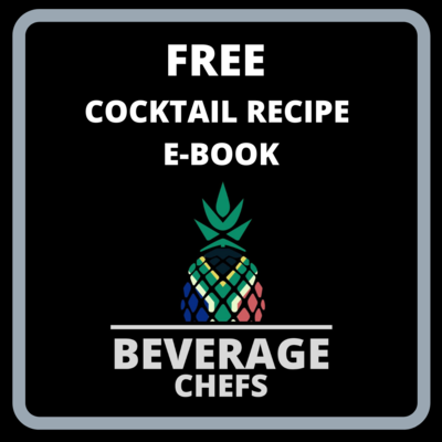 FREE cocktail Recipe E-Book!