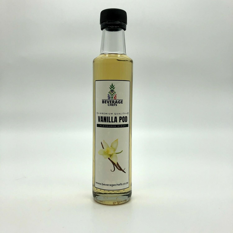 Vanilla Pod Syrup 250ml