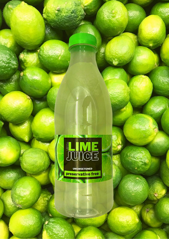 Lekka Lime 1 liter